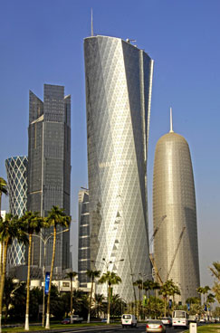 Al Bidda Tower – Doha