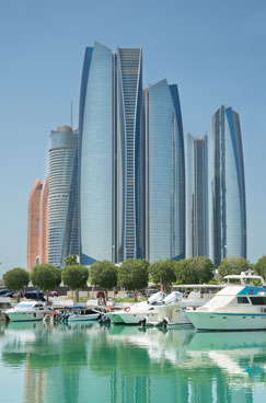 Etihad Towers – Abu Dhabi