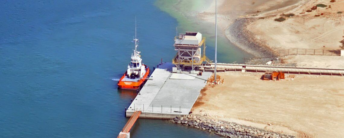 UAE Marine Construction Company