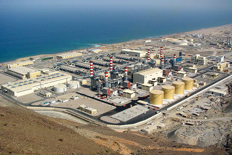 Fujairah F1 Independent Water and Power Plant