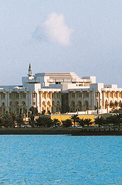 Palace for HH The Amir of Qatar – Doha