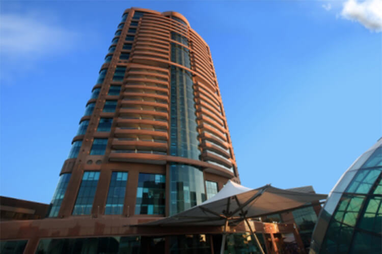 The Hilton Habtoor Grand Hotel