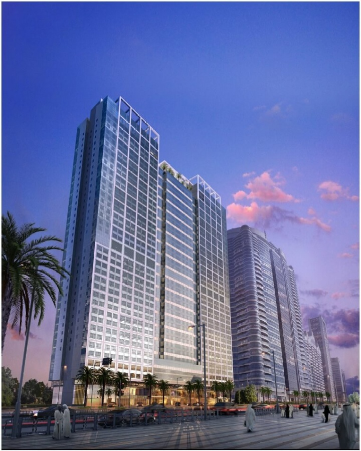 Al Meena Tower Arabian Construction Company