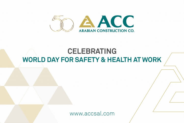 World Day for Safety & Health